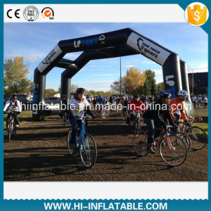 Custom Made Bike Racing Arch, Inflatable BMX Arch, Inflatable Cyclocross Arch, Inflatable Start Line Arch No. 12410 for Sale