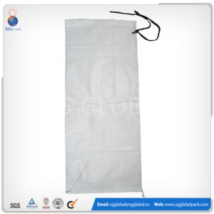 High Quality White PP Woven Sand Bags pictures & photos