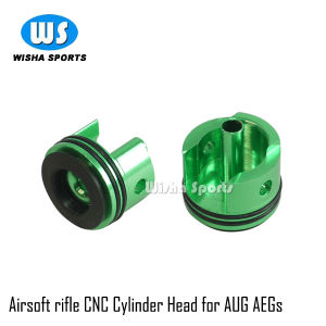 China Airsoft Rifle CNC Cylinder Head for Aug Aegs pictures & photos