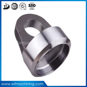 OEM Aluminum Precision CNC Milling Lathe Machine Part From Sewing Machine pictures & photos