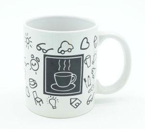 White 11oz Stoneware Coffee Mug Promotion&Gift Mug pictures & photos