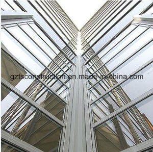 Exposed Frame Thermally Break Glass Curtain Wall pictures & photos