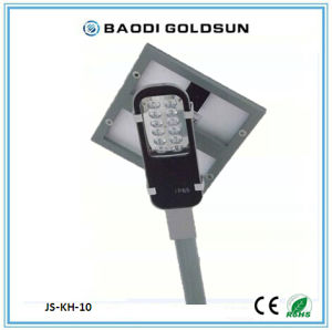 Unique Design 6W LED Solar Motion Sensor Street Light pictures & photos