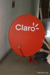100 X 110 Cm Satellite Dish Antenna with Round Edge pictures & photos