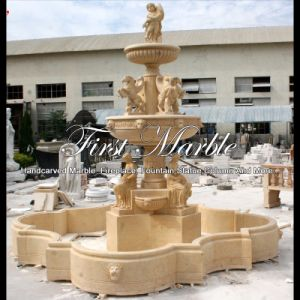 Beautiful Desert Gold Fountain for Garden Furniture Mf-1192