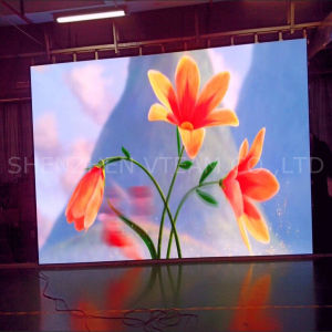 P3/P4/P5/P6 High Definition Superthin LED Display Screen