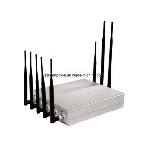 Cdma gsm dcs pcs 3g signal jammer , phone gsm jammer parts