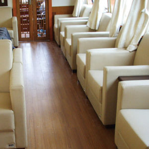 80seats Tourism Boat, Sightseeing Passenger River Boat pictures & photos