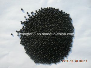Hot Sell Black Granuleagriculture NPK Organic Fertilizer pictures & photos