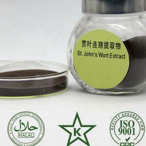 OEM Hypericum Perforatum Extract Hypericin 0.3%