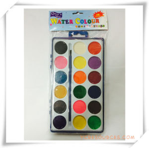 Colorful Promotional Solid-Dry Watercolor Paint Set for Promotion Gift (OI33014) pictures & photos