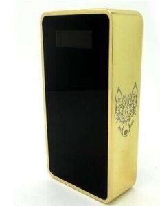 Gold Snowwolf 200W Mod Box Vapor Mod Boxer Mod Black Colors