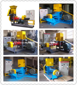 150kg/H Floating Fish Feed Pellet Making Mill Machine