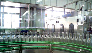 Rice Wine Bottling Line pictures & photos