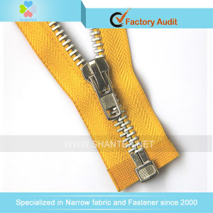 No. 10 Aluminium Zipper pictures & photos