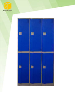 ABS Plastic Locker for Changing Room (LE32-2) pictures & photos