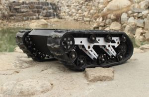 Mobile Platform Crawler Tank Chassis (K01-SP6MCAT9) pictures & photos