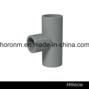 CPVC Sch80 Water Pipe Fitting (REDUCING TEE)
