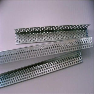 Aluminium Perforated Wall Corner Guard pictures & photos