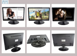 High Quality LED Computer Monitor Manufacturer 20 Inch LED Desktop Monitor pictures & photos