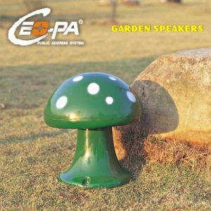PA System Mushroom Shape Garden Speaker (CE-AG2)