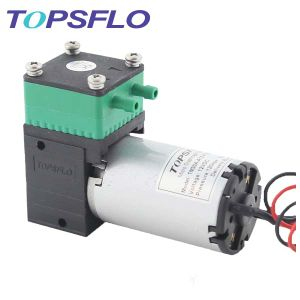 China high performance 6v 12v or 24v air pump dc brush for Dc motor brushes function
