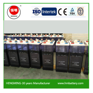 Hengming 12V 24V 48V Tn400 (1.2V 400AH NI-FE battery) Nickel Iron Solar Power Storage Deep Cycle Battery Supply pictures & photos