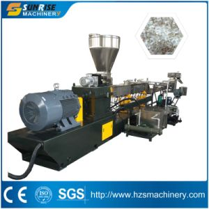 Pet Flakes Twin Screw Recycling Granulator pictures & photos
