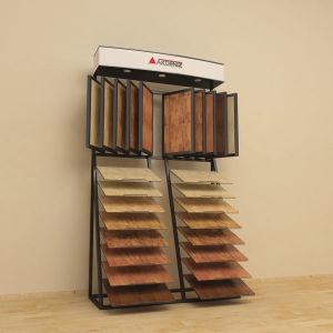 Metal Floor Stand Tile Display Rack