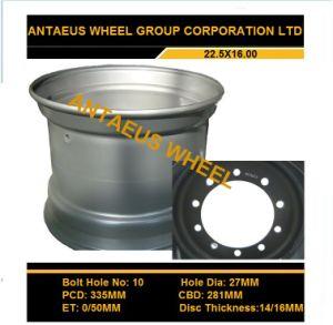 Tubless Wheel 22.5x16.00