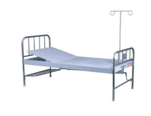 One Crank Manual Hospital Bed (SK-MB123) pictures & photos