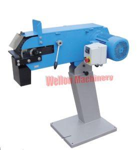Ce Quality Belt Grinder Belt Grinding Machine Model S75 pictures & photos