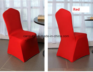 Spandex Decoration Washable Colorful Chair Covers pictures & photos