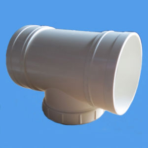 Pipe Dwv UPVC-U Pipe for Drain, Waste, Vent pictures & photos