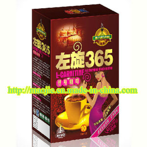 Hot Sale L-Carnitine 365 Fat Burning Weight Loss Coffee (MJ-L365) pictures & photos