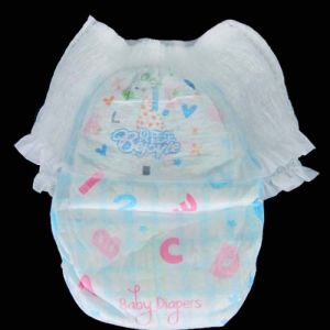 Disposable Pull M L XL XXL Aby Diaper pictures & photos