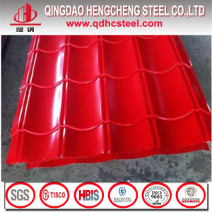 Prime Color Corrugated Steel Sheet pictures & photos