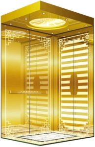 High-Rise Residential Home Lift in Passenger Elevator (RLS-250) pictures & photos