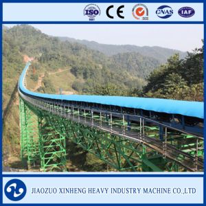 Long Distance Belt Conveyor System / Conveying Machinery pictures & photos