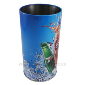 Cola Food Beverage Promotional Gift Tin Plate Box pictures & photos
