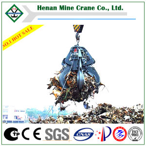 Electro-Hydraulic Wireless Remote Control Grab Bucket pictures & photos