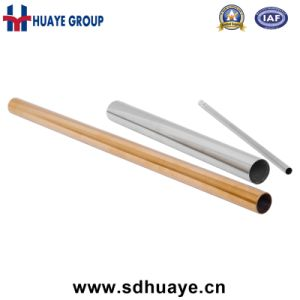 2017 Grade 201 Stainless Steel Pipe/Tube (ISO Certified factory direct price) pictures & photos