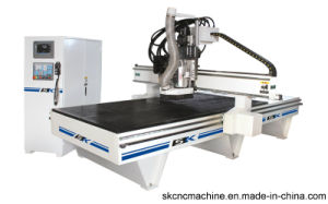High-Efftective Woodworking CNC Machine Center CNC Router (SK-M1325L)