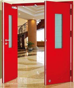 Competitive Fireproof Door (WX-FPS-101) pictures & photos