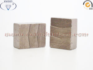 3000mm Diamond Segment for Red Granite Cutting pictures & photos