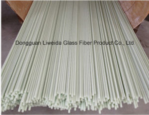 High Elasticity Fiberglass/FRP/GRP Tent Stake Rod with Insulation