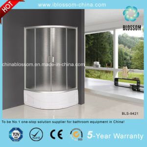 Hot Sale Pure Glass Eastern Europe Enclosed Shower Room (BLS-9421) pictures & photos