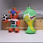 Plastic Keychain Toy for Promotion (hot) pictures & photos