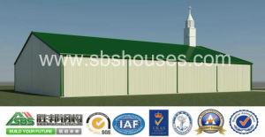 Sandwich Panel/Prefab Steel Structure Building pictures & photos