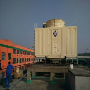 CTI Certified Jnt-350/D Cross Flow FRP Material Cooling Tower with Good Performance pictures & photos